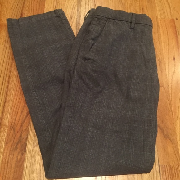 Banana Republic Other - Banana Republic Men's Gray Dress Slacks 32X34